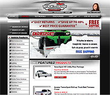 Truck and Quad Website